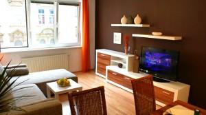 Двухкомнатная квартира люкс в самом центре Вены
