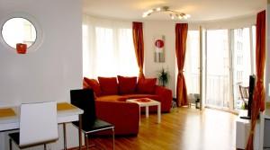 Ултрамодерен и луксозен апартамент в сърцето на Виена, OVAL RESIDENCE