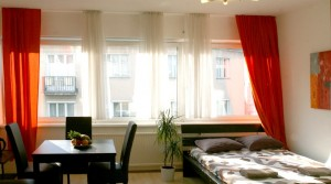 Charming 39 m2 apartment in the heart of Vienna, CITY CENTER