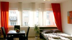 Удобный апартамент в центральном районе Виден, Вена