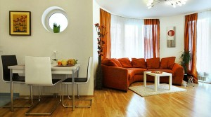 Ультрасовременный двухкомнатный апартамент люкс в сердце Вены
