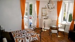 Двухкомнатный апартамент 50 кв.м в самом центре Вены