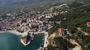 Пентхаус Лименария 270 кв.м в 300 метрах от моря, остров Тасос, Греция