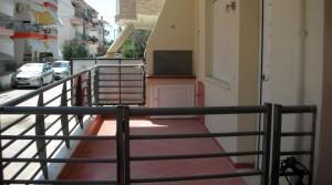 Квартира 52 кв.м в центре Паралия Офринио, Греция