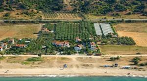 Вилла в 80 кв. м. в 300 метрах от пляжа в Карьяни, Греция