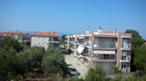 Отличная квартира в 63 кв.м. в центре Паралия Офринио, Греция