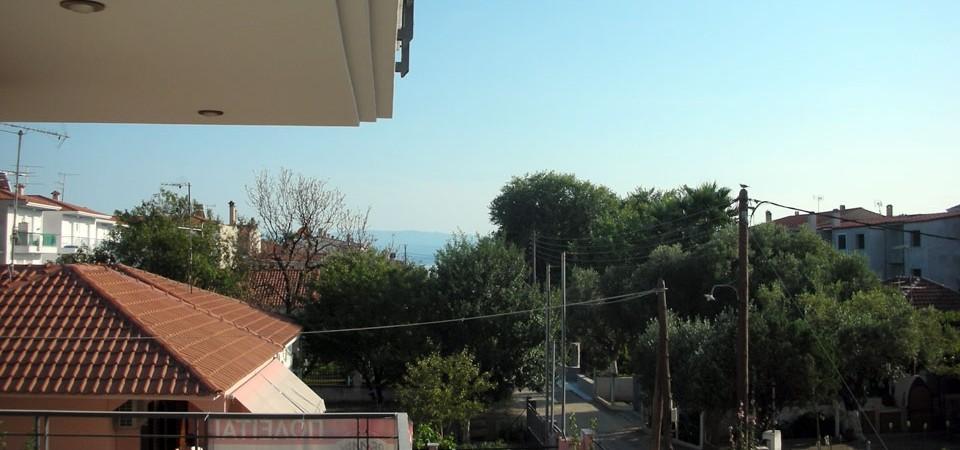 Отличная квартира 67 кв.м в центре Паралия Офринио, Греция