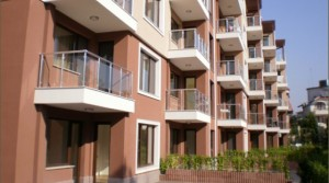Апартамент в комплексе Катерина в парковой зоне курорта Св. Константин и Елена, Болгария
