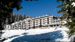 Квартира в комплексе Невястата (Невеста) на зимнем курорте Пампорово, Болгария