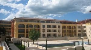 Квартиры в комплексе Галерея в городе Обзор, Болгария