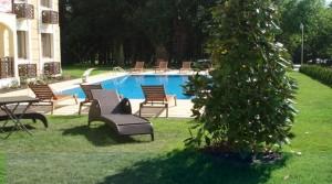 Апартаменты в комплексе Хризантема на морском курорте Свети Константин и Елена, Болгария