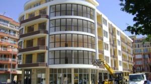 Квартиры в комплексе Лазур в городе Поморие, Болгария