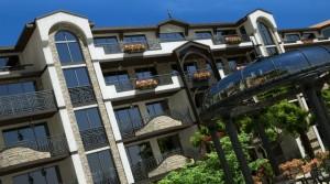 "Apartments in complex ""Bulgarian Rose Gardens"", Pomorie, Bulgaria"