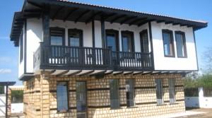 Дома в современном комплексе коттеджей в деревне Гурково, Болгария