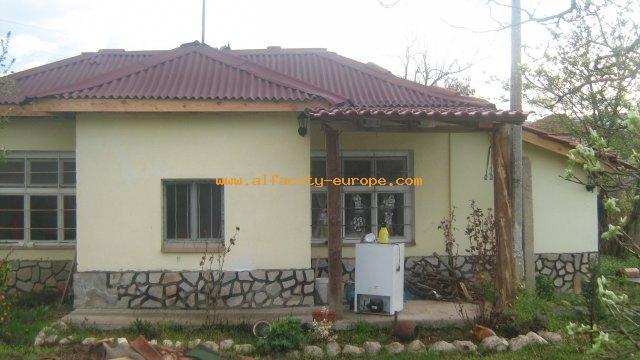Дом в селе Отец Паисеево около г.Пловдива, Болгария
