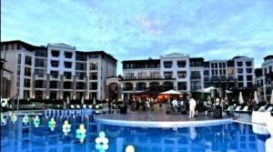 Апартаменты в комплексе Paradise Dune Resort Beach&SPA в городе Созопол, Болгария