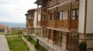 Квартира с одной спальней в комплексе Sozopol Bay View в Созополе, Болгария
