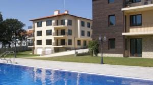 Двухкомнатная квартира в комплексе Приселские монастыри, Болгария