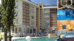 Апартаменты в курортном комплексе «Рица» в курортном поселке Св. Константин и Елена, Варна, Болгария