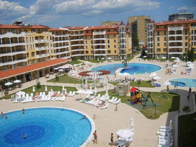 Studio In Complex Quot Royal Sun Quot Sunny Beach Bulgaria