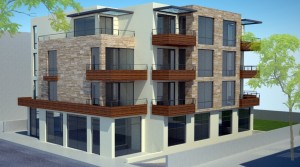 Инвестиционный проект жилого дома с квартирами, Варна, Болгария