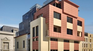 For sale is a building which is a monument of architecture in the center of Varna – living and office building
