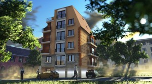Apartments in the center of Varna, new building, Bulgaria