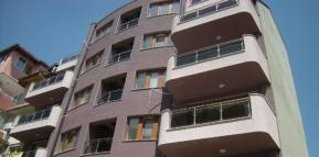 Apartments in residential building, Varna, Bulgaria
