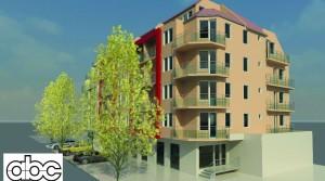 Квартиры в жилом комплексе «Железкова» в квартале «Левски» г.Варна, Болгария