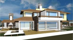Двухэтажный дом «Зорница» в м-т Траката, Варна, Болгария