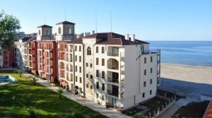 """Курортный комплекс """"Primea Beach Residence"""" в городке Царево, Болгария"""