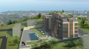 Инвестиционный проект жилого дома с квартирами, Св. Никола, Варна, Болгария