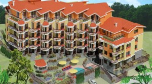 Инвестиционный проект на строительство «Castle Beach» в курортном поселке Шкорпиловцы, Болгария