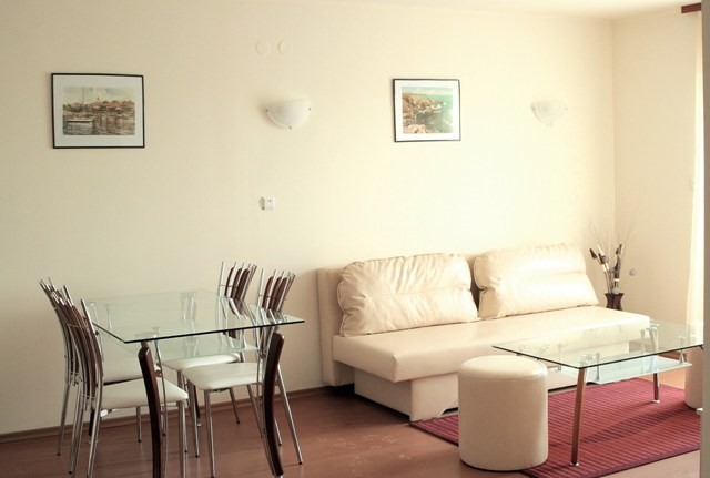 Apartments in complex Rainbow 1, Sunny Beach, Bulgaria