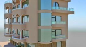 Участок для строительства жилого здания с проектом