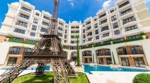 Romance Paris -the only themed residential complex in Bulgaria, Saint Vlas
