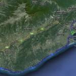 Paralia Ofriniou to Kavala