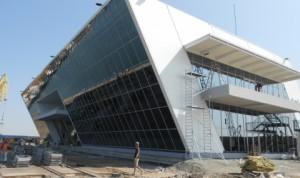 Круизно пристанище - Бургас
