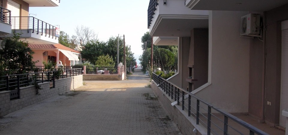 Квартира 42 кв.м в Паралия Офринио, Греция